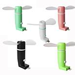 Ruishengdaotg micro usb мобильный телефон вентилятор портативный док охладитель вращающийся вентилятор для android