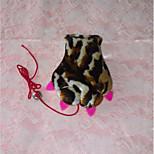 Игрушка для котов Игрушка для собак Игрушки для животных Плюшевые игрушки Расклешенные Ткань
