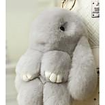 Сумка / телефон / брелок шарм кролик мультфильм игрушка искусственный мех