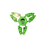 Спиннеры от стресса Ручной обтекатель Волчок Игрушки Игрушки Tri-Spinner Aluminum Alloy EDCСтресс и тревога помощи Товары для офиса