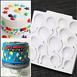 Для одного Формы для пирожных конфеты Силиконовые Для детской Праздник Инструмент выпечки Творческая кухня Гаджет Оригинальные Свадьба