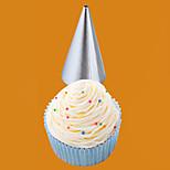 1 шт. Формы для пирожных Новинки Повседневное использование Нержавеющая сталь + категория А (ABS)