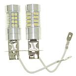 Sencart 2шт h3 pk22s противотуманные фары дальнего света (белый / красный / синий / теплый белый) (dc / ac9-32v)