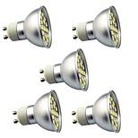 3W Точечное LED освещение 29 SMD 5050 350 lm Тёплый белый Холодный белый Декоративная AC220 V 5 шт.