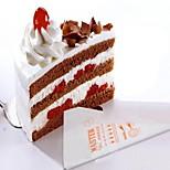 100 Формы для пирожных Цветы Торты Печенье Шоколад Для шоколада Для Cookie Пластик + + PCB Водонепроницаемый Обложка эпоксидные