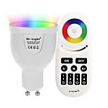 5W Inteligentne żarówki LED A60(A19) 12 SMD 5730 500 lm RGB + BiałyCzujnik podczerwieni Przysłonięcia Zdalnie sterowana WIFI Kontrola APP