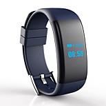 Смарт-браслет Защита от влаги Длительное время ожидания Израсходовано калорий Педометры Спорт Пульсомер Сенсорный экран Измерение