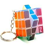 Кубик рубик Спидкуб Прозрачная наклейка Регулируемая пружина LED освещение Кубики-головоломки