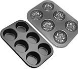 2 предмета Инструменты для пиццы Новинки Для приготовления пищи Посуда Нержавеющая сталь СтальМногофункциональный Инструмент выпечки
