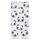 Чехол для huawei p10 p10 lite чехол для крышки панда шаблон окрашенный высокий проникающий тп материал imd процесс мягкий чехол телефон
