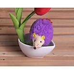 Игрушка для котов Игрушки для животных Плюшевые игрушки Веселье Ткань
