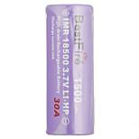 bestfire imr18650 3.7V Li-hp akumulator 1500mAh 3.7V bateria 30a