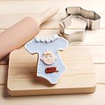 1 шт. Файлы cookie Животные Одежда Мультфильм образный Хлеб Печенье Пироги Для получения сыра конфеты Для Sandwich Нержавеющая стальДля