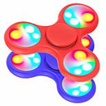 Спиннеры от стресса Ручной обтекатель Волчок Игрушки Игрушки Новинки Tri-Spinner Металл EDCСтресс и тревога помощи Фокусная игрушка