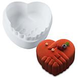 1 шт. Формы для пирожных 3D Повседневное использование