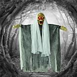 Хэллоуин реквизит бар преследует дом свечение висело призрак ужаса демона называется скелет висит декоративные украшения Хэллоуин
