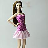 Платья Платья Для Кукла Барби Платье Для Девичий игрушки куклы