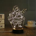 Декоративное освещение LED Night Light USB огни-0.5W-USB Декоративная - Декоративная