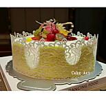 1 шт. Маты и вкладыши для выпечки Цветы Торты Для приготовления пищи Посуда Для торта СиликонИнструмент выпечки Halloween Творческая