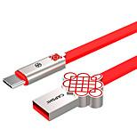 USB 2.0 Кабель, USB 2.0 to USB 2.0 Тип C Кабель Male - Male 1.2m (4FT)
