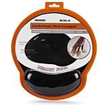 Yike laiecola протектор коврик для мыши ergofits супер удобная память хлопок протектор коврик для мыши негабаритный mpd 012bk черный