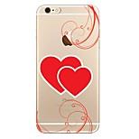 Kotelo iphone 7 7: lle ja kuuntele kuvio tpu pehmeä takakansi iphone 6 plus 6s plus iphone 5 se 5s 5c 4s