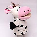 Пальцевая кукла Cow Хлопковая ткань