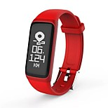 Смарт-браслет Защита от влаги Длительное время ожидания Израсходовано калорий Педометры Регистрация деятельности Спорт Пульсомер