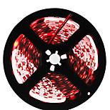 72W Гибкие светодиодные ленты 6950-7150 lm DC12 V 5 м 300 светодиоды красный желтый зеленый