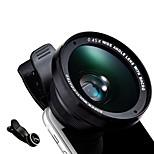 Kyotsu phone lens объектив с рыжим глазком широкоугольный объектив макросъемка алюминиевый 15x 52 мм сотовый телефон объектив комплект для