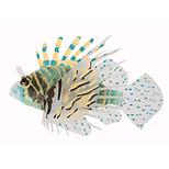 Оформление аквариума Искусственная рыбка Силикон