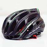 Не указано Универсальные Велоспорт шлем 36 Вентиляционные клапаны Велоспорт Шоссейные велосипеды Велосипедный спорт Путешествия