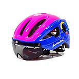 Универсальные Велоспорт шлем 10 Вентиляционные клапаны ВелоспортГорные велосипеды Шоссейные велосипеды Велосипедный спорт Велосипедный