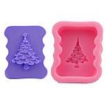 2 предмета Формы для пирожных Новогодняя тематика Для приготовления пищи Посуда Для получения хлеба Для шоколада Для торта Инструмент