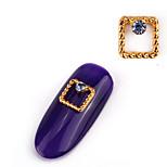 Украшения искусства ногтя ювелирных изделий Подвески