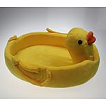 Собака Кровати Животные Коврики и подушки Персонажи Влажная чистка Желтый