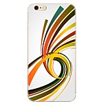 Чехол для iphone 7 7 плюс рисунок линии tpu мягкая задняя крышка для iphone 6 плюс 6 с плюс iphone 5 se 5s 5c 4s
