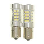 Sencart 2pcs 1156 ba15s лампа накаливания p21w светодиодная лампа накаливания задней части автомобиля (белый / красный / синий / теплый