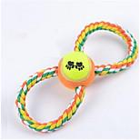 Игрушка для собак Игрушки для животных Жевательные игрушки Мячи для тенниса