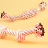 Игрушка для собак Игрушки для животных Жевательные игрушки Веревка сизаль