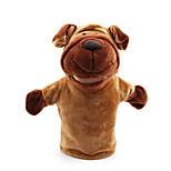 Пальцевая кукла Собаки Хлопковая ткань