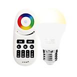 6W Inteligentne żarówki LED A60(A19) 14 SMD 5050 600 lm RGB RGB + CiepłoCzujnik podczerwieni Przysłonięcia Zdalnie sterowana WIFI