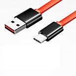 USB 2.0 Кабель, USB 2.0 to USB 2.0 Тип C Кабель Male - Male 1.0m (3FT)