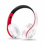 Lpt660 headband беспроводные наушники гибридный пластиковый спорт&Фитнес-наушник с складывающимся шумоизолирующим микрофоном с