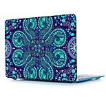 MacBook Кейс для MacBook Air, 13 дюймов MacBook Air, 11 дюймов MacBook Pro, 13 дюймов с дисплеем Retina Мандала Термопластик материал