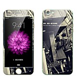 Закаленное стекло Защитная плёнка для экрана для Apple iPhone 6s Айфон 6 Защитная пленка для экрана и задней панели Защитная пленка на