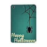 Назначение iPad (2017) Чехлы панели С узором Задняя крышка Кейс для Halloween Мягкий Термопластик для Apple iPad (2017) iPad Pro 12.9''