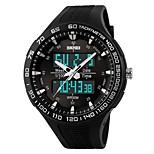 skmei бренд мужчины привели цифровые часы военные нырять плавать спортивные часы моды водонепроницаемые наручные наручные наручные