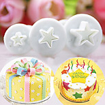 Формы для пирожных Повседневное использование Пластик
