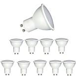 6W Точечное LED освещение MR16 1 COB 600 lm Тёплый белый Холодный белый Диммируемая Декоративная AC 220-240 V GU10